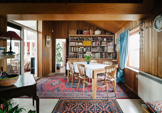 On the market: 1960s Anthony Stocken-designed midcentury modern property in Bowerchalke, Wiltshire