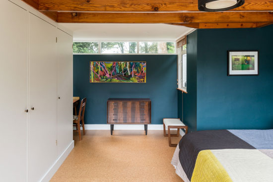1960s Gerald Beech midcentury modern house in Broadstairs, Kent
