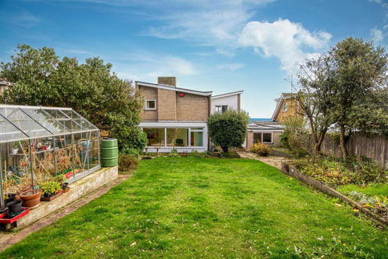 1960s modern house in Broadstairs, Kent