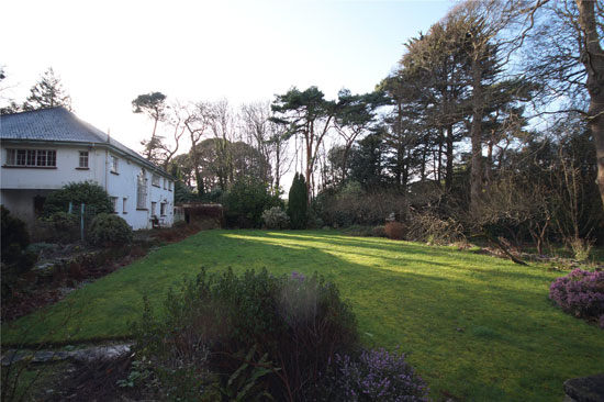 1930s art deco renovation project in Branksome Park, Poole, Dorset