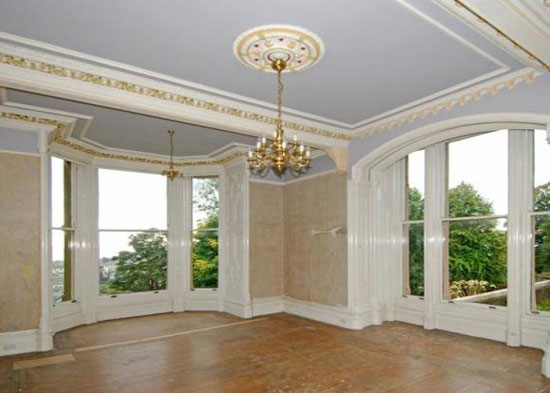 19th century 14-bedroom Craig Gowan mansion in Broughty Ferry, near Dundee