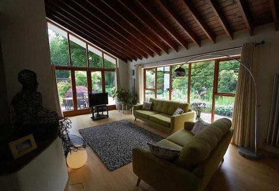 1960s architect-designed property in Bramhall, Cheshire