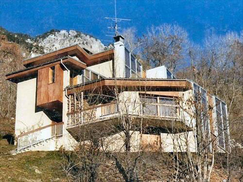 On the market: 1970s five-bedroomed house in Briancon, South East France
