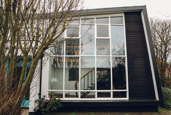 1950s midcentury house in Bridlington, East Yorkshire on Airbnb