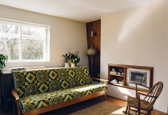 1950s midcentury property in Bridlington, East Yorkshire
