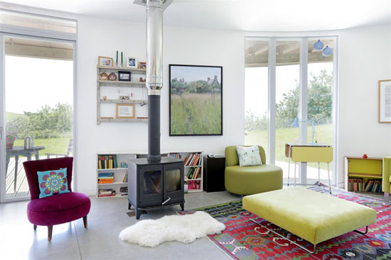 Circular living: Nutmeg House eco home in Bridport, Dorset