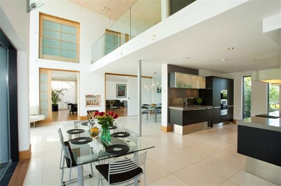Six-bedroom contemporary modernist property in Abbots Leigh, near Bristol, Avon