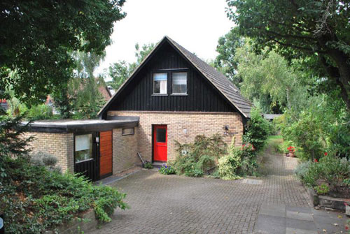 On the market: 1970s five-bedroomed Swedish house in Bromley, Kent