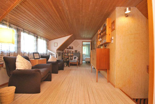 1970s five-bedroomed Swedish house in Bromley, Kent