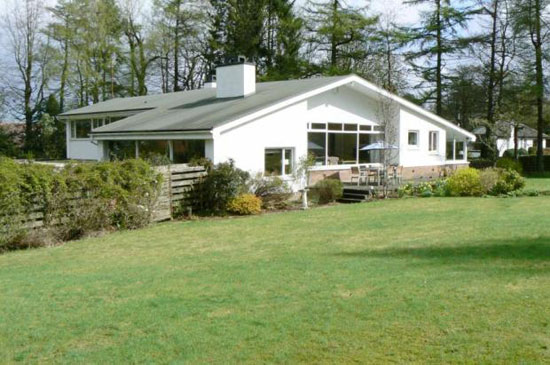 On the market: Midcentury-style five bedroom detached house in Brookfield, Johnstone, Renfrewshire