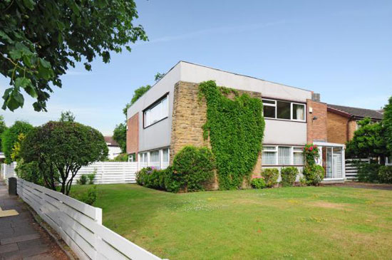 1970s architect-designed five-bedroom property in Birmingham, West Midlands