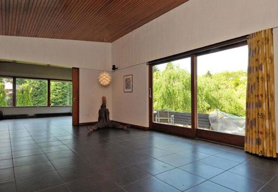 1960s architect-designed five-bedroom property in Barnt Green, Birmingham, West Midlands