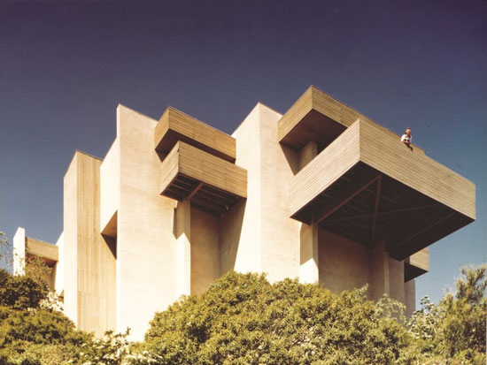 On the market: The Hollis House 1970s modernist property in Pasadena, California, USA