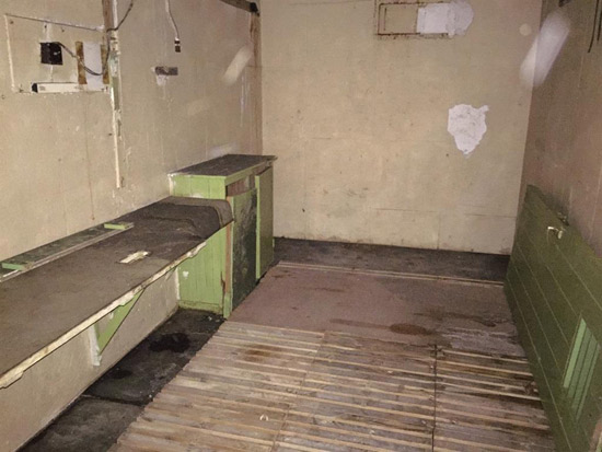 1960s nuclear bunker in Whittlesey, Peterborough, Cambridgeshire