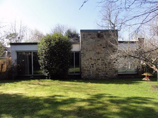On the market: 1960s midcentury-style bungalow in Mirfield, West Yorkshire