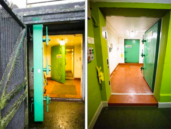 Nuclear bunker for sale in Ballymena, County Antrim
