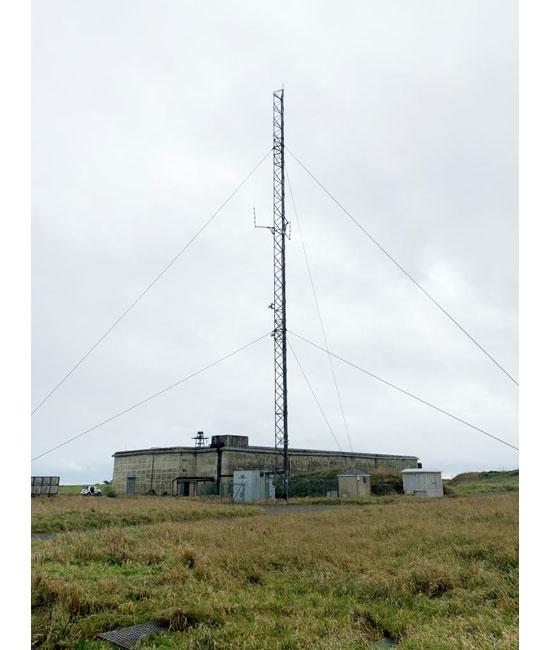 1950s Crown Buildings nuclear bunker in Kingsbridge, Devon
