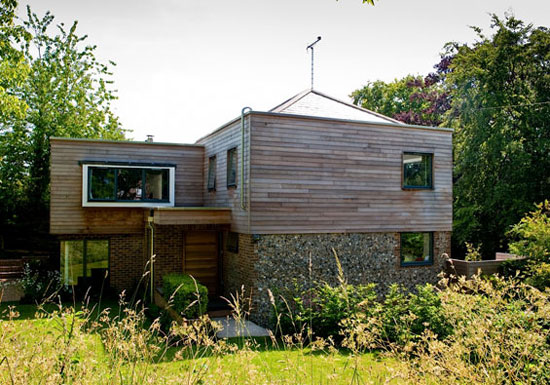 On the market: 1970s Beech Tree House in Burpham, near Arundel, West Sussex