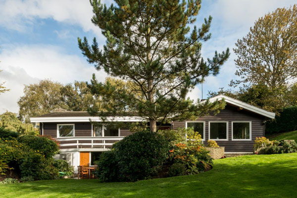 1960s Scandinavian-style house in Saffron Walden, Essex