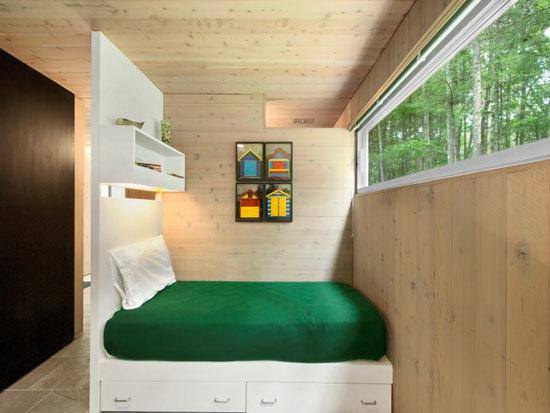 1960s Charles Gwathmey-designed Sedacca House in East Hampton,  New York, USA