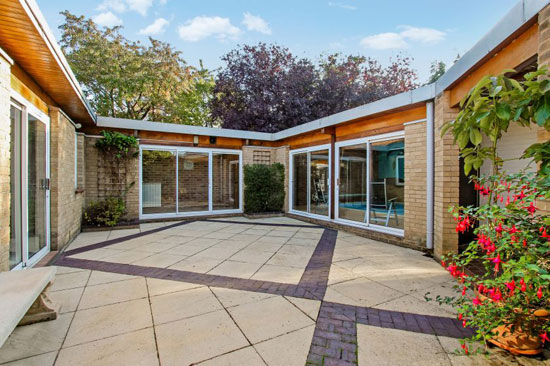 On the market: 1970s Roger Dyer-designed modernist property in Cheltenham, Gloucestershire