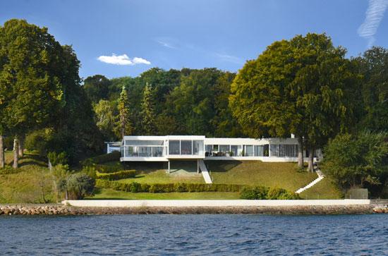 On the market: 1950s modernist property in Vedbaek, Denmark