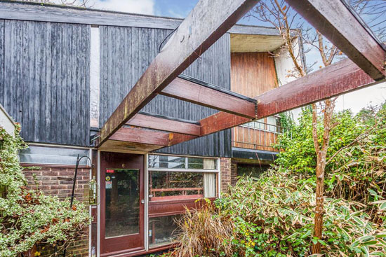 1960s time capsule in Crawley, West Sussex