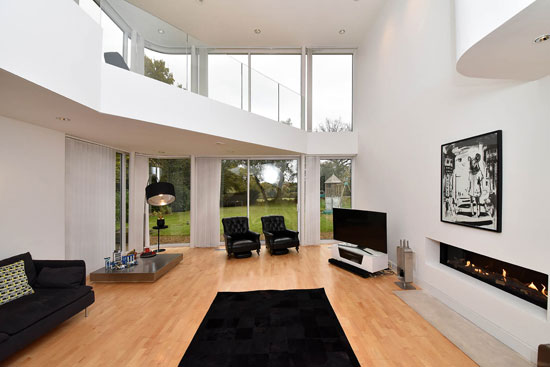 Frazer Crane-designed Bridge House modernist property in Wilmslow, Cheshire