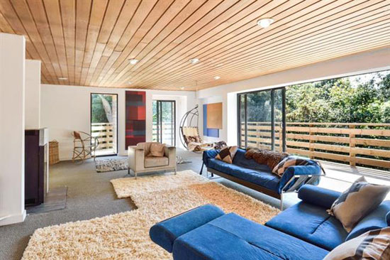 Four-bedroom contemporary modernist property in St Mawgan, Cornwall
