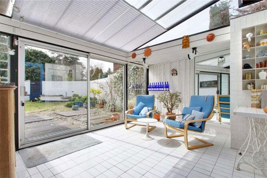 1960s modern house in Sevenoaks, Kent