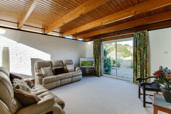 1970s Roger Dyer-designed modernist property in Cheltenham, Gloucestershire