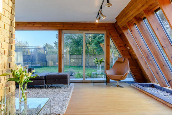 1970s Antonio Perella modern house in Climping, West Sussex