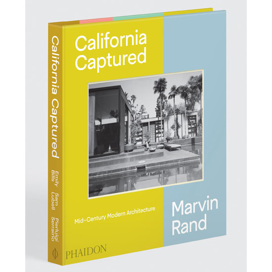 California Captured: Mid-Century Modern Architecture book by Marvin Rand