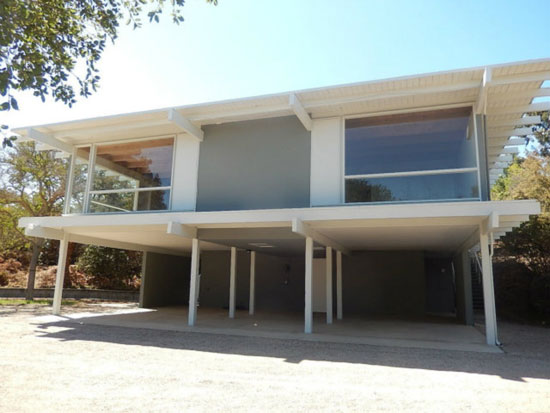 On the market: 1960s midcentury modern property in King City, California, USA