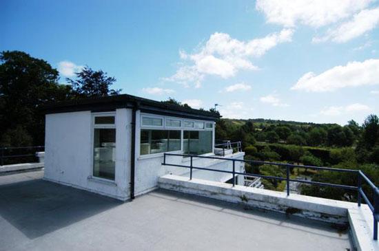 1930 art deco property in Caldy, Wirral, Merseyside