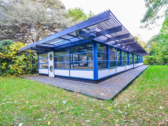 On the market: 1980s Japanese-style single-storey property in Cambridge, Cambridgeshire