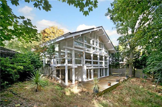 On the market: Five-bedroom Huf Haus in Camberley, Surrey
