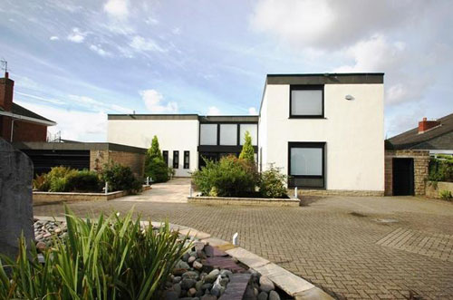 On the market: Camelot 1960s modernist four-bedroom house in Birkdale, Southport, Merseyside