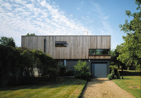 On the market: 1960s Trevor Dannatt-designed Laslett House in Cambridge, Cambridgeshire