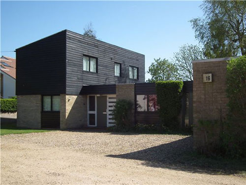 The Terrace four-bedroomed detached house in Little Shelford, Cambridge