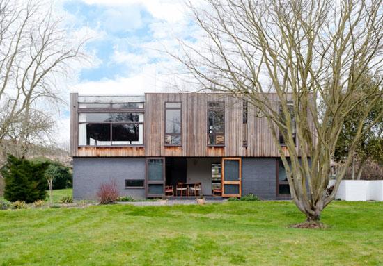 Trevor Dannatt-designed Laslett House in Cambridge, Cambridgeshire