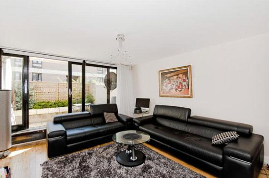 Peter Tabori-designed modernist maisonette in Highgate New Town, London N19