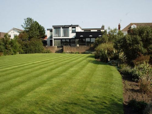Camelot 1960s modernist four-bedroom house in Birkdale, Southport, Merseyside