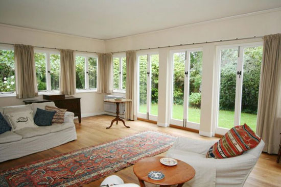 Original 1930s six-bedroom modernist property in Newnham, Cambridge, Cambridgeshire