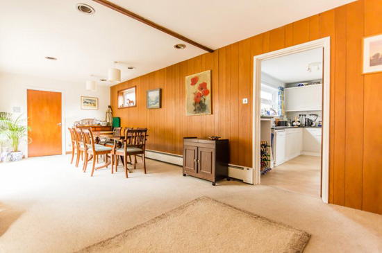 1970s modernism: Four-bedroom property in Cambridge, Cambridgeshire