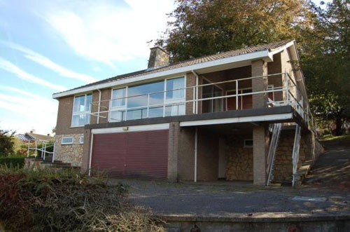 1970s two-bedroomed house in Canwick, Lincoln