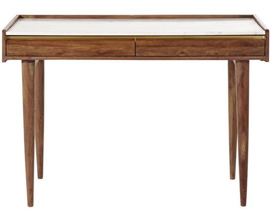 Cappuccino midcentury furniture range lands at Maisons Du Monde