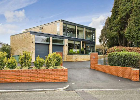 On the market: Four-bedroom contemporary modernist property in Radyr, Cardiff