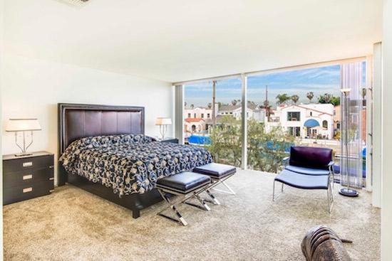 The Frank House (Case Study House #25) in Long Beach, California, USA