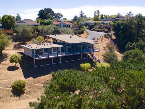 On the market: Beverley David Thorne-designed Case Study House #26 in San Rafael, California, USA